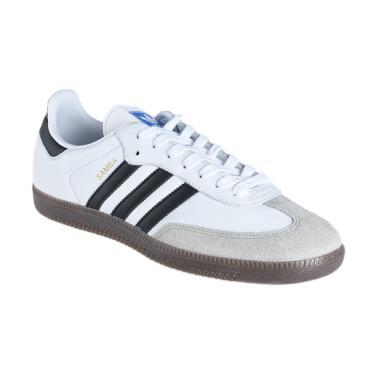 adidas Originals Men Samba OG Shoes - White [BZ0057]