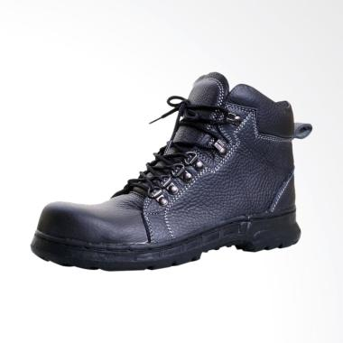 Chevasan 007 Safety Kulit Sepatu Boots