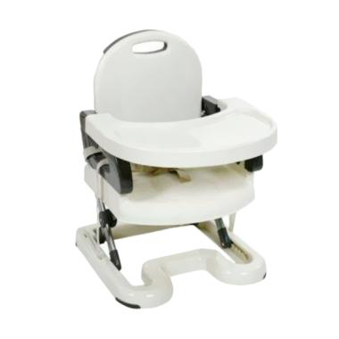Mastela 07110 Folding Booster Seat Kursi Makan Bayi - Cream