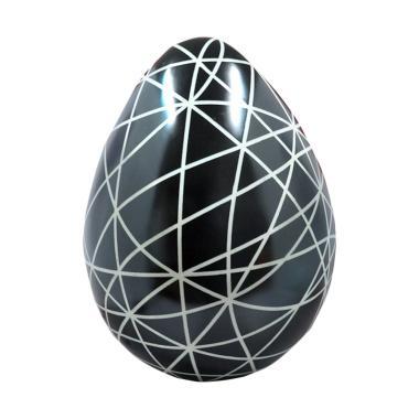 Hermosa Home Decor Egg Floor Lamp Lampu Hias