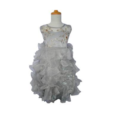 VERINA BABY Dress Pesta Anak - Grey
