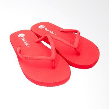 Ando Nice Sandal Wanita - Merah