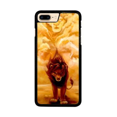 Flazzstore Disney Lion King Z0074 C ... e 7 Plus or iPhone 8 Plus