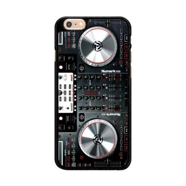 harga Flazzstore Digital Mixer Dj Turntable Electronic Music F0362 Custom Casing for iPhone 6 or iPhone 6S Blibli.com