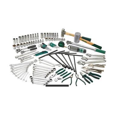 SATA 06013M Soket Tool Set [106 pcs 1/2 3/8 / Paket Ekonomis Lengkap]
