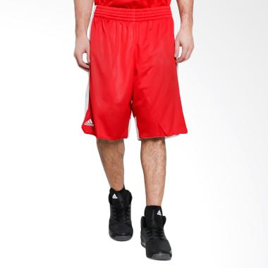 adidas Men Basketball Reversible Crazy Explosive Shorts [CD8678]