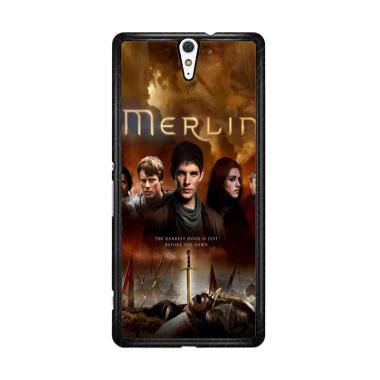 Flazzstore Merlin Fantasy Adventure ...  for Sony Xperia C5 Ultra