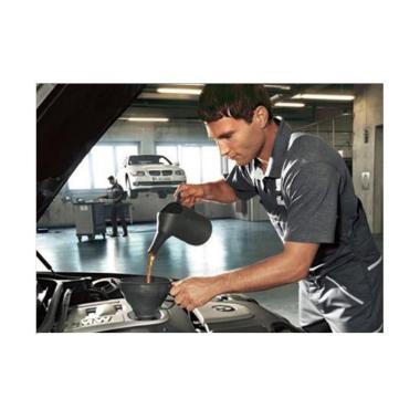BMW Paket Servis Oli Seri 3 - F30 N54 Jasa Perawatan Mesin Mobil