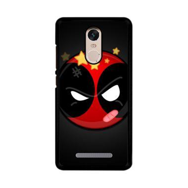 Flazzstore Deadpool Superhero Logo  ... r Xiaomi Redmi Note 3 Pro