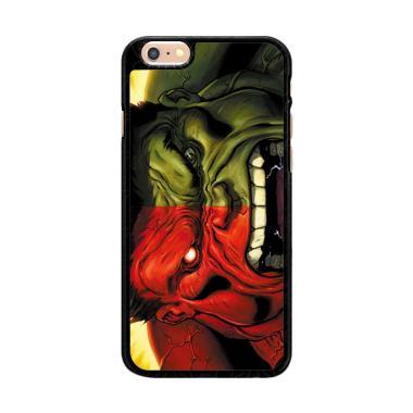 Flazzstore Red Hulk Vs Green Hulk F ...  6 Plus or iPhone 6S Plus