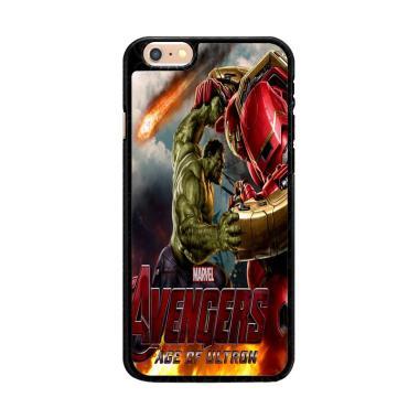 Flazzstore Hulk Vs Hulkbuster Aveng ...  6 plus or iPhone 6S plus