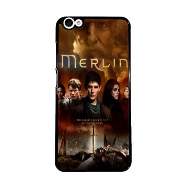 Flazzstore Merlin Fantasy Adventure ... Custom Casing for Vivo V5
