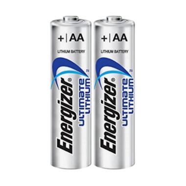 Energizer e2 Lithium AA Baterai [2 pcs] jpckemang