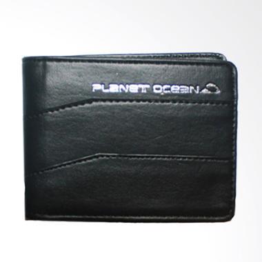Planet Ocean Dompet Pria - Hitam [DPO308180]