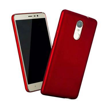 on sale c8317 76800 VR Hardcase Xiaomi Redmi Note 4X Baby Skin Red Matte Slim Casing for Xiaomi  Redmi Note 4X - Red