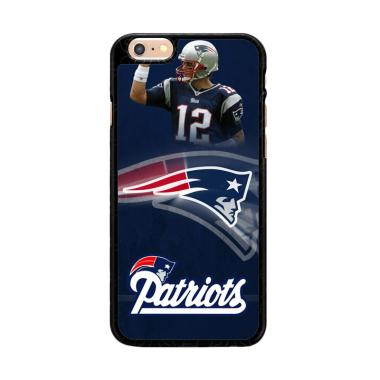 Flazzstore New England Patriots X34 ...  6 Plus or iPhone 6S Plus