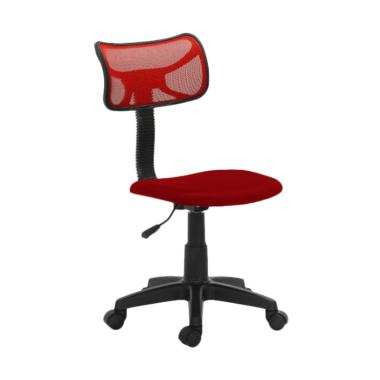 Atria Furniture Lizzie Office Chair - Red