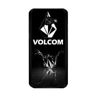 Flazzstore Volcom Wallpaper X3339 Custom Casing for Samsung Galaxy A5 2017