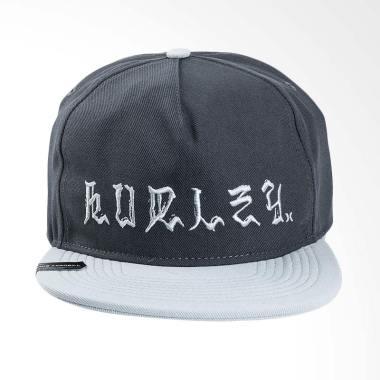 Hurley Transition Hat Topi Pria - Black [892037 010]