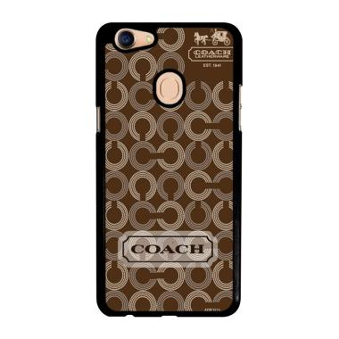 Flazzstore Coach Bag X4195 Custom Casing for Oppo F5