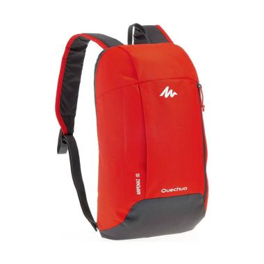 Arpenaz Quechua Hiking Backpack - Red Grey [10 L]