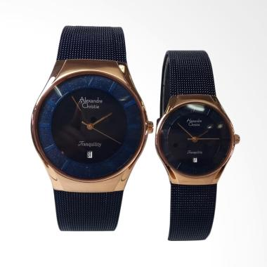 Alexandre Christie Tranquility Jam  ... ue Rosegold [AC8331MD/LD]
