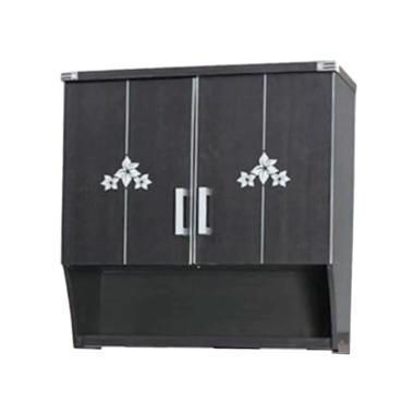 Super Minimalis 452 Rak Dapur Gantung [2 Pintu/ Khusus Jabodetabek]