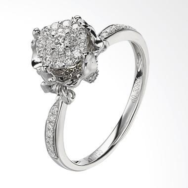 My Jewel Blossom Series WR52626 Cincin Diamond
