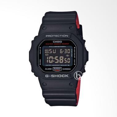 CASIO G-Shock Limited Edition Jam Tangan Pria - Black [DW-5600HR-1ER]