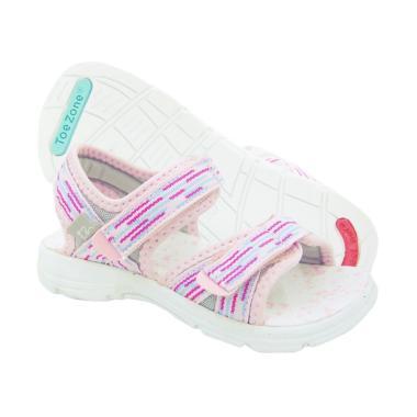 ToeZone Kids Curtis Ch Pastel Sepatu Anak Perempuan