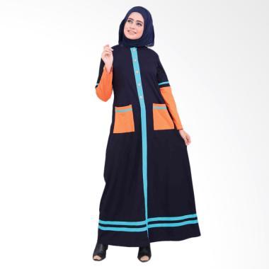 vemmella_vemmella-gemma-11-baju-gamis-muslim-wanita---biru-dongker_full02 Koleksi Harga Gamis Kancing Depan Terbaru bulan ini