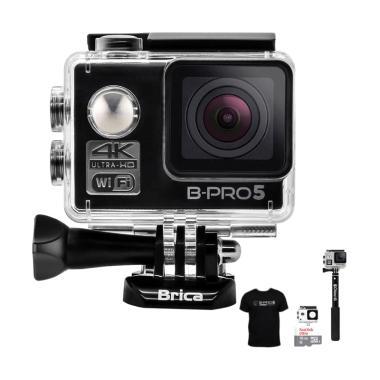 Brica B-PRO 5 Alpha Edition 1 AE1 4 ... upreme Action Cam - Hitam