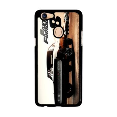 Flazzstore Fast And Furious 8 E0061 Custom Casing for Oppo F5