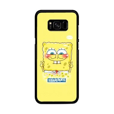 Acc Hp Spongebob Cute E1479 Casing for Samsung Galaxy S8