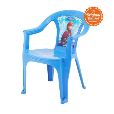 Disney Frozen Plastic Chair Anna Kursi Anak