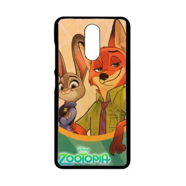 harga Acc Hp Zootopia Cartoon Nick Swelling Judy X3770 Custom Casing for Xiaomi Redmi Note 4 or Note 4X Blibli.com