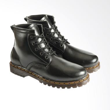 Everflow EVF-VST 15 Ankle Boots Wanita - Hitam