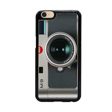 Flazzstore Camera Leica O1275 Custom Hardcase Casing for Vivo V5 Lite