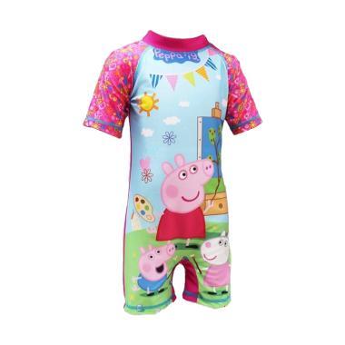 VERINA BABY Peppa Pig Baju Renang Anak