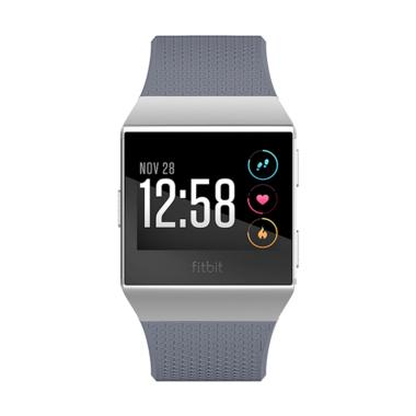 FitBit Ionic Smartwatch - Silver Gray
