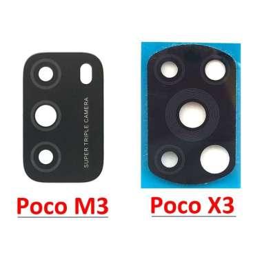 harga Lensa Kaca Kamera Belakang Dengan Frame Lingkaran Untuk Xiaomi Mi Poco X3 Nfc Global Version - Poco M3 Blibli.com