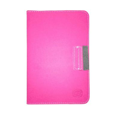 FS Rotary Fluip Cover Casing for Samsung Tab S3 9.7 T825 - Pink