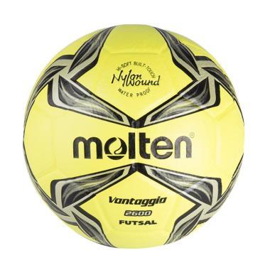 Molten Bola Futsal - Yellow [F9V 2600 LK]