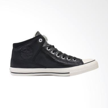 Converse Chuck Taylor All Star High Street Sepatu Pria - Black