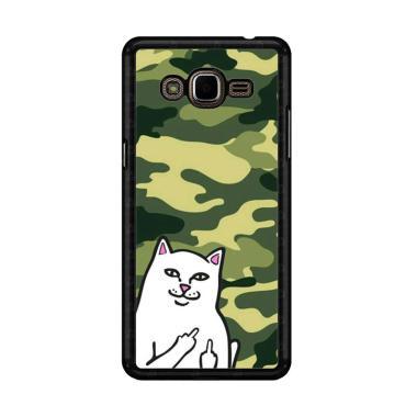 Acc Hp Ripndip Army O0961 Custom Casing for Samsung J3 2015