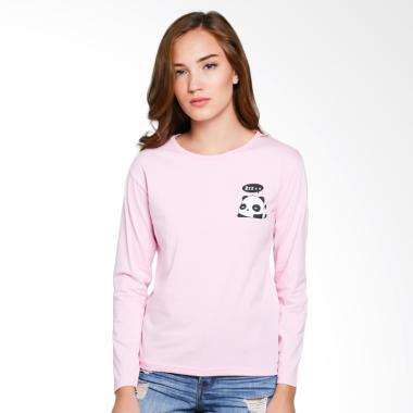 Jual Baju Kaos Wanita Lengan Panjang Online - Harga Baru Termurah Maret 2019   Blibli.com