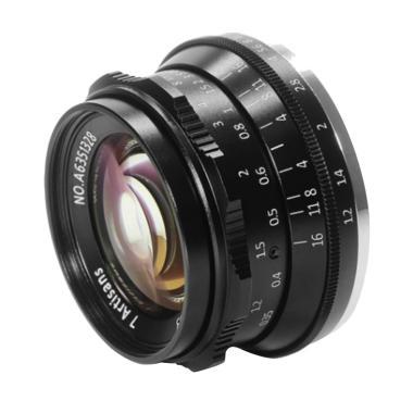 7artisans 35mm F1.2 Prime Lens for Sony E-Mount APS-C