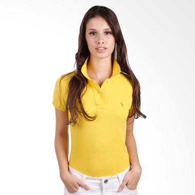 POLO RALPH LAUREN Classic Fit S-S L ... nion Yellow - Y02A02E02WH