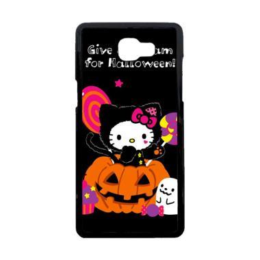 harga Bunnycase Halloween Hello Kitty Trick Or Treat 2 L1961 Custom Hardcase Casing for Samsung J7 Prime Blibli.com