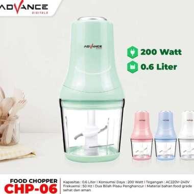 harga Food processor advance CHP06 0,6 Liter baby food blender bubur bayi blender makanan bayi Blibli.com